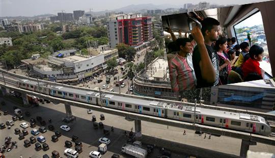 मुंबई कशी झालेय सुसाट, कशी बदलली?
