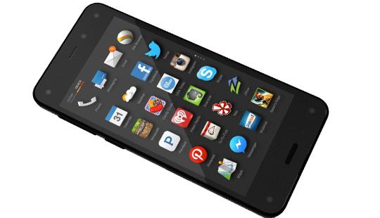 फायर... 'अमेझॉन'चा अमेझिंग थ्रीडी स्मार्टफोन!