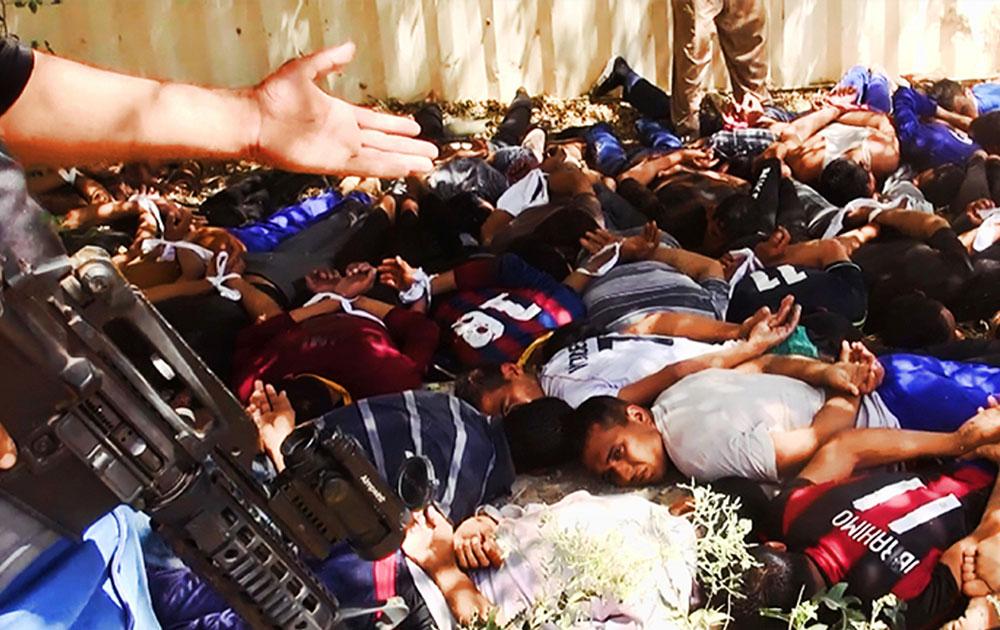 इराकमध्ये भीषण नरसंहार!