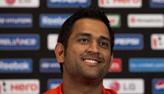 वर्ल्डकप पूर्वी ऑस्ट्रेलियात टेस्ट आणि वनडे सीरिज खेळणार धोनी ब्रिगेड